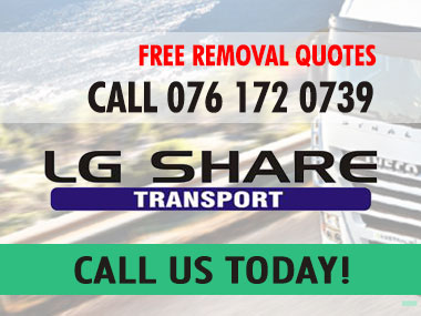 LG Share Transport - LG Share s first responsibility is to the client to provide the highest standards in logistic and transport services. Our vast experience in this field enables us to offer you a personalised service, be it for private, corporate removals or cargo delivery